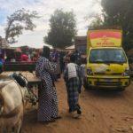 Activation et Distribution de produits dans les villages du Sénégal
